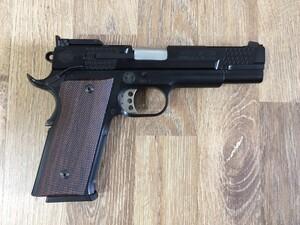 KSC S&W M945 カスタムキャリー スケイルド BKの写真3