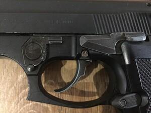 KSC ガスガン M8000 クーガーF ハンドガン ミリタリーの写真4