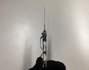 スパイダルコ 折り畳みナイフ スピン VG-10 C86P アウトドアの写真9
