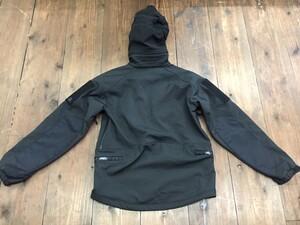 ARMA タクティカルジャケット ブラック Mサイズ アウトドア 登山の写真1