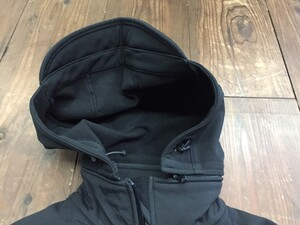 ARMA タクティカルジャケット ブラック Mサイズ アウトドア 登山の写真2