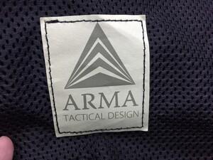 ARMA タクティカルジャケット ブラック Mサイズ アウトドア 登山の写真5
