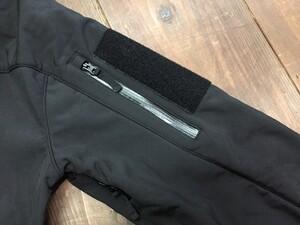 ARMA タクティカルジャケット ブラック Mサイズ アウトドア 登山の写真6