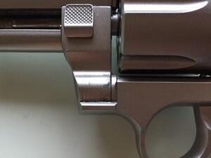 マルシン ガスガン TAURUS レイジングブル 8㎜BB弾仕様 ミリタリーの写真4