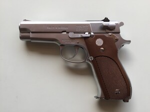 MGC モデルガン S&W M39 シルバー 発火式の写真2