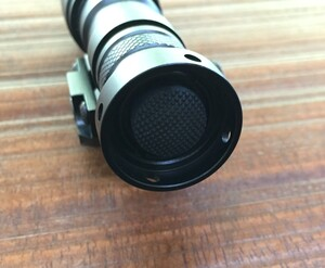 シュアファイアタイプ M300C ミニスカウトライト スイッチ付き ブラック アウトドアの写真1