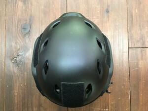 TMC OPS-CORE FASTタイプ レプリカ ヘルメット BKの写真2