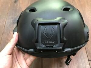 TMC OPS-CORE FASTタイプ レプリカ ヘルメット BKの写真3