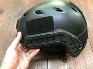TMC OPS-CORE FASTタイプ レプリカ ヘルメット BKの写真4