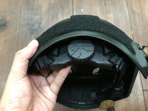 TMC OPS-CORE FASTタイプ レプリカ ヘルメット BKの写真6