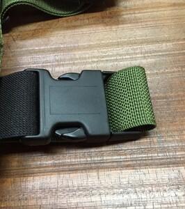 TACTICAL TAILOR レッグホルスター OD M1911、グロック、SIG P226R、ベレッタ92FS対応の写真3
