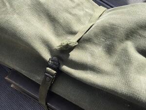米軍 GIコット 木製 折り畳みベッド ミリタリー アンティークの写真2