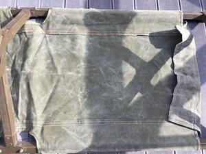 米軍 GIコット 木製 折り畳みベッド ミリタリー アンティークの写真8