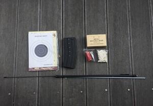 東京マルイ 89式小銃 電動ガン 予備マグ1本付 ミリタリー 自衛隊の写真9