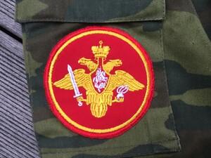 ロシア軍 BDU 上下セット フローラ フィールドキャップ付き 48-5の写真2