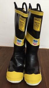 米軍放出 Ranger Firemaster ブーツ  絶縁スチールミッドソールの写真0