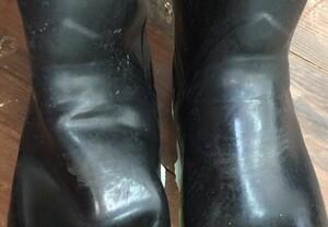 米軍放出 Ranger Firemaster ブーツ  絶縁スチールミッドソールの写真9