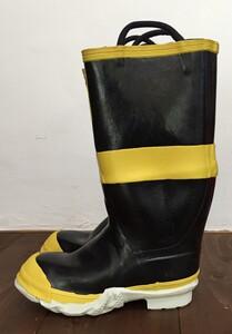 米軍放出 Ranger Firemaster ブーツ  絶縁スチールミッドソールの写真1