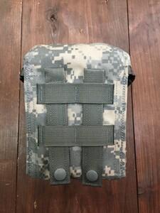 米陸軍 実物 IFAK ファーストエイドキット ACU 止血帯の写真1
