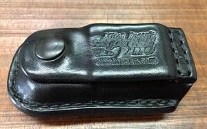 Mitch Rosen レザーマグポーチ Glock 17 MBS-EXPの写真1