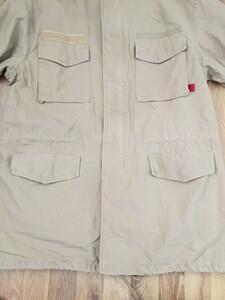 ROTHCO フィールドジャケット M65 カーキ SMALL-REGULAR ミリタリーの写真2
