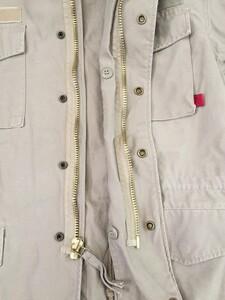 ROTHCO フィールドジャケット M65 カーキ SMALL-REGULAR ミリタリーの写真3