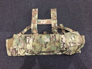 MAYFLOWER HK417 Recce Chest Rig マルチカムの写真0