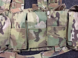 MAYFLOWER HK417 Recce Chest Rig マルチカムの写真3