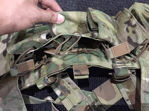 MAYFLOWER HK417 Recce Chest Rig マルチカムの写真5