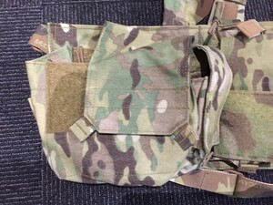 MAYFLOWER HK417 Recce Chest Rig マルチカムの写真6