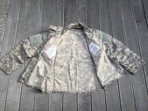 米軍 コンバットユニフォーム 上下セット ACU M-XSサイズ ミリタリーの写真4