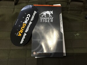 Tasmanian Tiger モジュラーチェストリグ 7682 オリーブ ミリタリーの写真1
