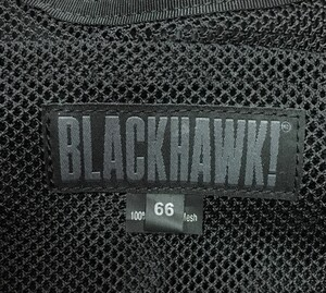 BLACKHAWK ストライクエリートベスト BK コブラベルト・ハイドレーション付き カスタム品 ミリタリーの写真2