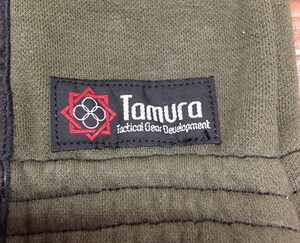 TAMURA グローブ CQB Tactical Glove Modelの写真2