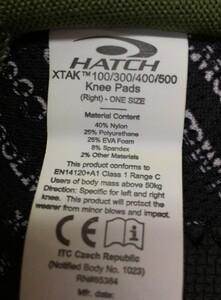 HATCH XTAKニーパッド 400 OD サバゲー ミリタリーの写真4