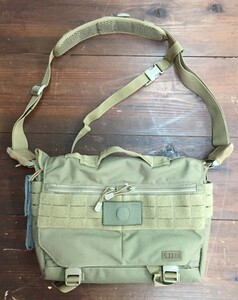 5.11 Tactical メッセンジャーバッグ Rush Delivery 56177の写真0