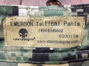 Emerson Gear BDU 上下セット NWU AOR2の写真8