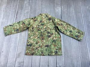 陸自迷彩 夏用戦闘服 レプリカ 上下セット 麻混3型 6Bサイズの写真1