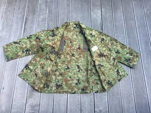 陸自迷彩 夏用戦闘服 レプリカ 上下セット 麻混3型 6Bサイズの写真2