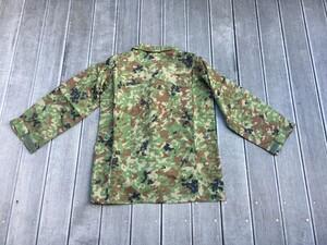 陸自迷彩 夏用戦闘服 レプリカ 上下セット 麻混3型 6Bサイズの写真4