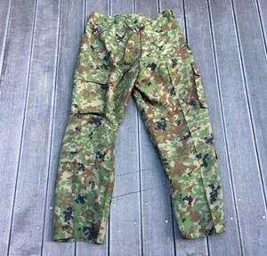 陸自迷彩 夏用戦闘服 レプリカ 上下セット 麻混3型 6Bサイズの写真6