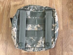 米軍 放出 メディカルポーチ MOLLEⅡ ACU 2004年契約品の写真2