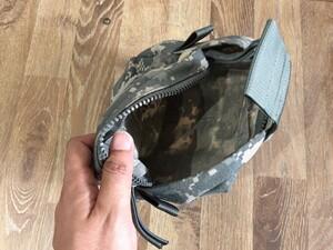 米軍 放出 メディカルポーチ MOLLEⅡ ACU 2004年契約品の写真5