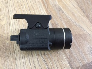 StreamLight フラッシュウエポンライト TLR-3/4シリーズ USPコンパクト ハンドガンの写真3
