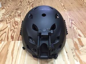 PT Helmet A-ALPHA Half Shell 樹脂製の写真0
