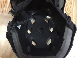 PT Helmet A-ALPHA Half Shell 樹脂製の写真9