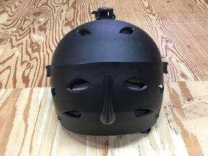 PT Helmet A-ALPHA Half Shell 樹脂製の写真1