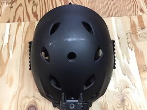 PT Helmet A-ALPHA Half Shell 樹脂製の写真4