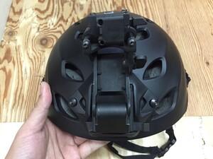 PT Helmet A-ALPHA Half Shell 樹脂製の写真5