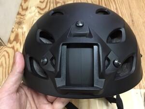 PT Helmet A-ALPHA Half Shell 樹脂製の写真6